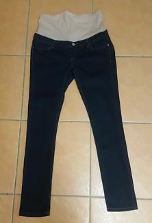 Maternity Jeans Size 14