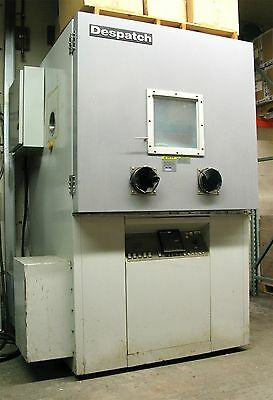 Ransco Environmental Test Chamber Despatch 16635 Temperature Humidity