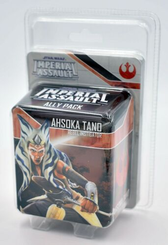 Star Wars Imperial Assault - Ahsoka Tano Rebel Instigator - Fantasy Flight FFG