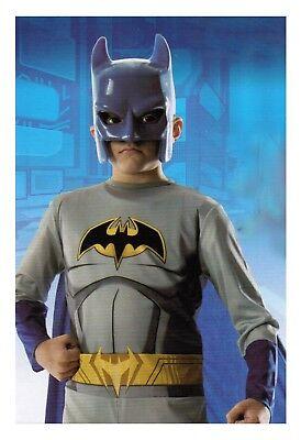 Batman Kids Suit (DC Comics BATMAN Unlimited Action Suit Costume Set Blister Pack Child Boys)
