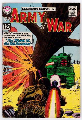 Our Army At War # 118 (1962) FN/VF