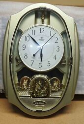 New Century Wall Clock Power Quartz 16 w/ box