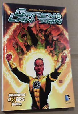 Gebraucht, Green Lantern Sinestro Corps War DC Comics Monster dick ü 350 S. ungeles SC x 1 gebraucht kaufen  Nideggen