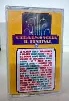 C'era Una Volta Il Festival '90 Musicassetta Nuova Sigillata -  - ebay.it
