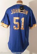 Randy Johnson Mariners Jersey
