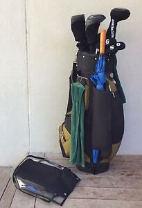 Left handed Golf Club Set Pascoe Vale South Moreland Area Preview
