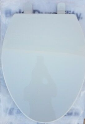 Kohler 4774-47 Advantage Toilet Seat Almond Polypropylene Plastic -