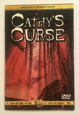Cathy's Curse DVD Treasure Box Series 1977 Cult Horror Alan Scarfe The Exorcist](Halloween Movie 1977)