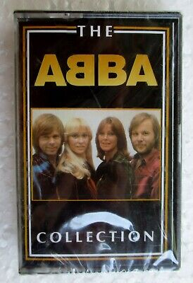 The Collection 3 by Abba Rare Malaysia Cassette Tape Brand New Sealed