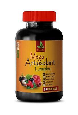 Antioxidant supplement men - ANTIOXIDANT MEGA COMPLEX - Goji berry pills 1B