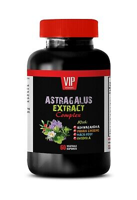 brain boosting supplement - ASTRAGALUS COMPLEX 770MG - natural adaptogen