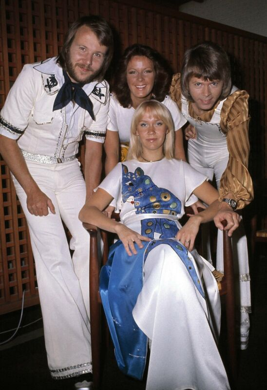 ABBA - MUSIC PHOTO #C32
