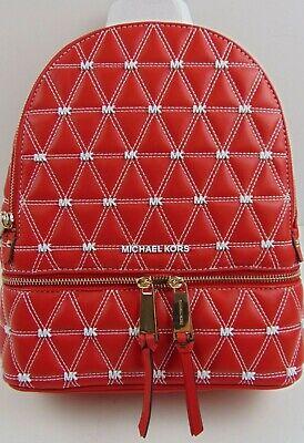 Michael Kors Women's Rhea Zip MD Backpack NS