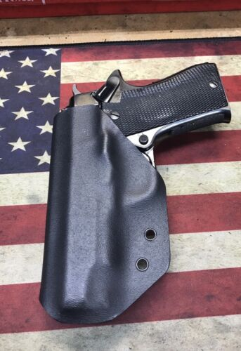 Kydex Inside Waistband Iwb Holster Star BM Pistol Black Adjustable free Ship  - $34.99