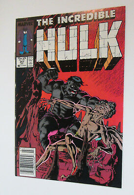 The Incredible Hulk (1st Series) #357 (Marvel, July 1989)