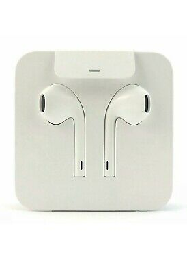 GENUINE APPLE IPHONE 7 8 X/S 11 EARPODS LIGHTNING CONNECTOR EARPHONES HEADPHONES
