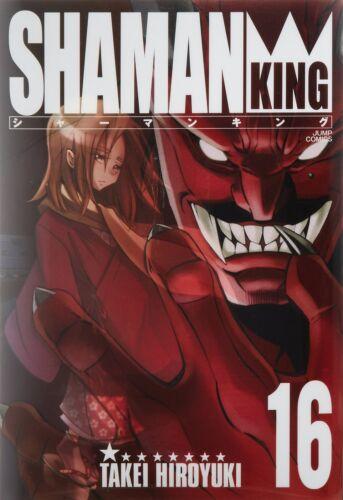 Hiroyuki Takei manga: Shaman King Kanzenban vol.16 Japan