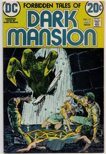FORBIDDEN TALES OF DARK MANSION #11 JULY 1973 VF- 7.5 DC COMICS