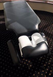 Chiropractic Table, Black
