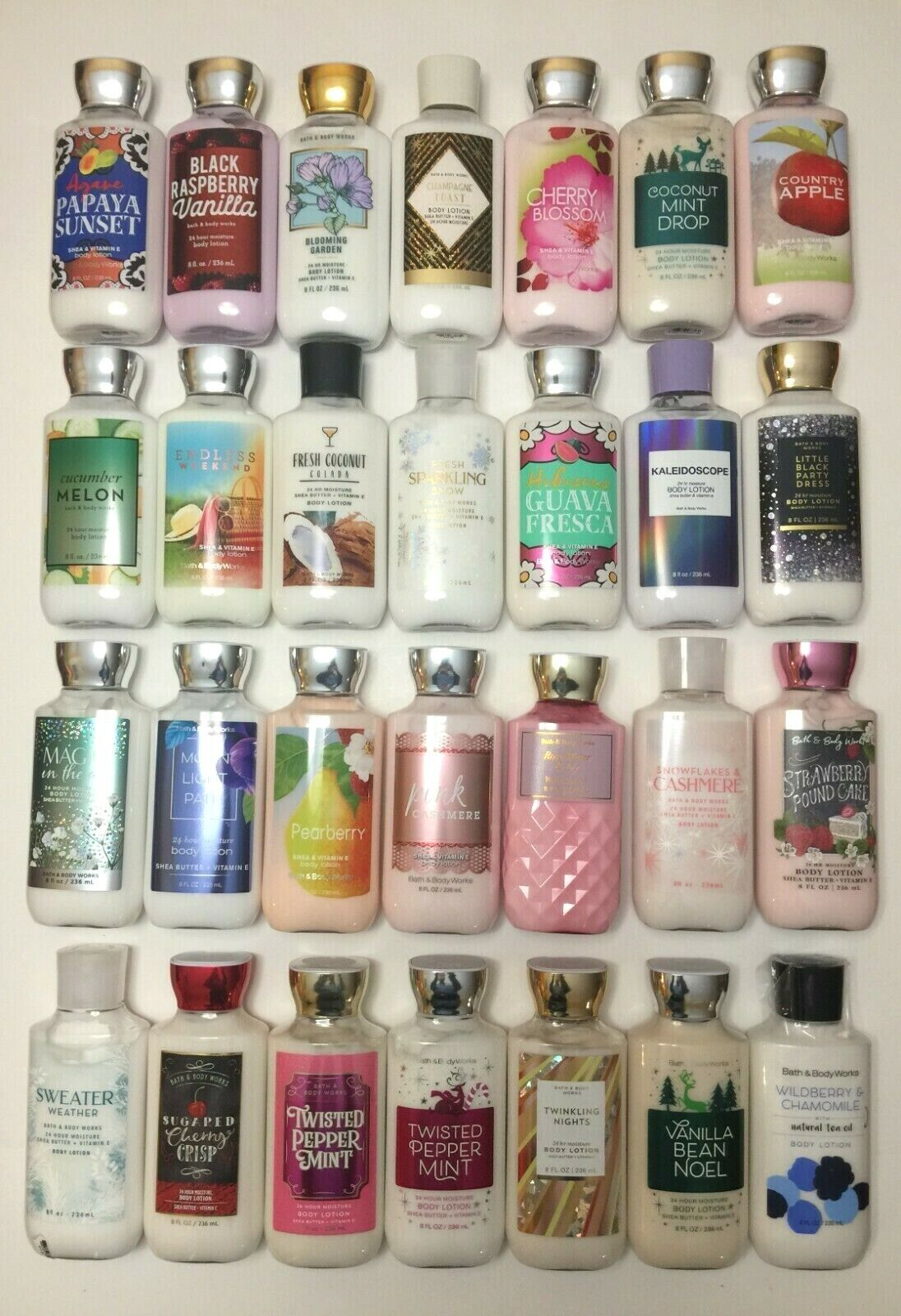 Bath and Body Works Body Lotion  8 oz