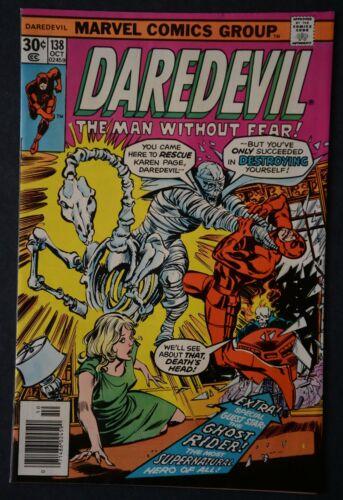Daredevil #138 VF/NM