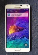 Samsung Galaxy Note 4 as Brand New Algester Brisbane South West Preview