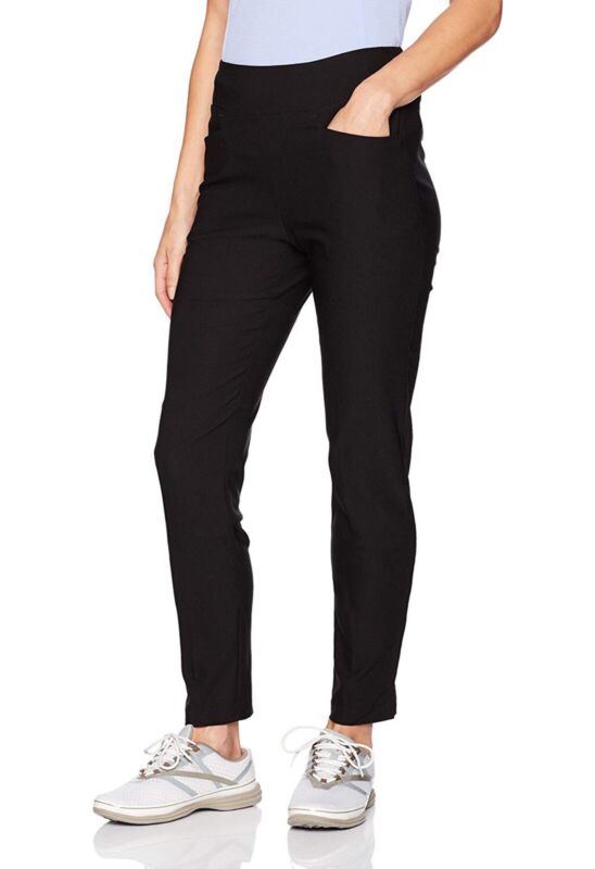 PGA TOUR Womens Motionflux Pull On Pants