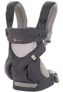 Performance 360 Cool Air Baby Carrier, Carbon Grey