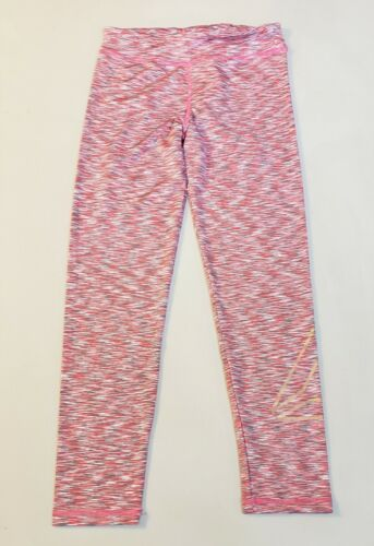REEBOK Pink Athletic Leggings Pants - Youth Girls XL 14/16