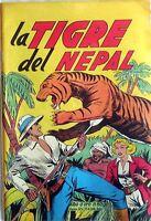 Albo D'oro N.85 La Tigre Del Nepal Ristampa Anastatica 1979 Mondadori -  - ebay.it