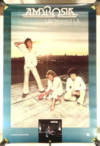 AMBROSIA--Life Beyond L.A.--Promo Poster