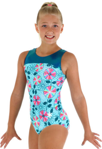 NEW! In Bloom Gymnastics and Dance Leotard by Snowflake Designs