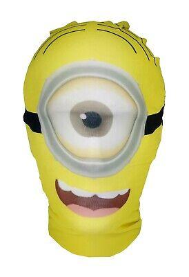 Minions Stuart Mask - Despicable Me Movie - - Stuart Halloween Kostüm