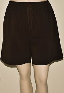 NWT Karen Scott Casual Walking Shorts PLUS/3X