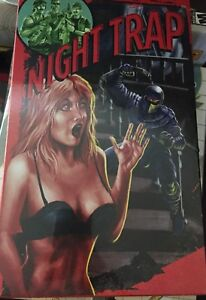 Night Trap Limited Edition Sealed PS4