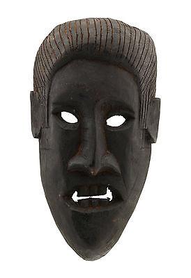 Mask Nepal of L'Himalaya Shaman-Rajbansi Mask 6190 W4