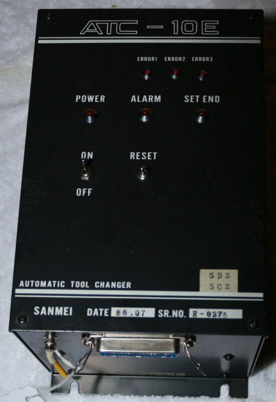 SANMEI DRIVE ATC-10E