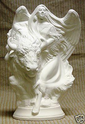 Керамика под покраску Ceramic Bisque Angel