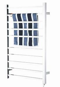 ON SALE - Electric Heated Bathroom Towel Rack / Rails -100w Silverwater Auburn Area Preview