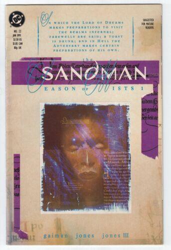 SANDMAN #22 VF 8.0 1st Daniel Mazikeen Neil Gaiman TV Show HOT