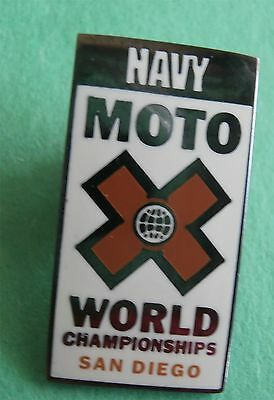 ESPN X Games Fifteen Extreme Sports Los Angeles  Lapel Pin New