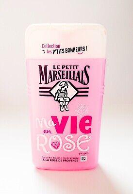 Duschgel Rosen Duft Le Petit Marseillais kleines Glück 250ml Frankreich Seife