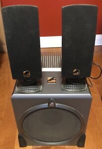Acoustic Authority Computer Speaker System