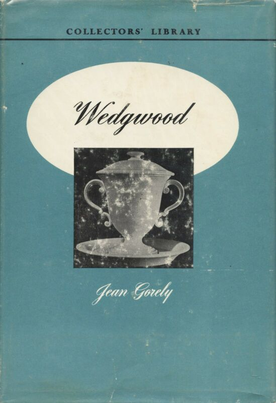 18th Century Wedgwood Pottery - Types History Development / Scarce Book