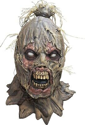Halloween Costume SCARY SCAREBORN Horror High-Quality Latex Deluxe Mask