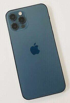 Apple iPhone 12 Pro - 256GB - Pacific Blue Verizon Factory Unlocked - 10/10