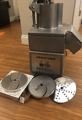 Robot Coupe R602 X Series E Continuous Feed Food Processor