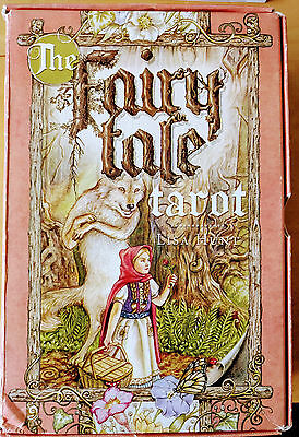 The Fairy Tale Tarot Card Set by Lisa Hunt, OOP 2009
