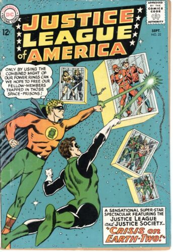 Justice League # 22 VG