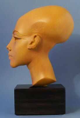 Portrait Amarna-Prinzessin - PARASTONE Museumsfigur EG12 - ART EGPYT Skulptur